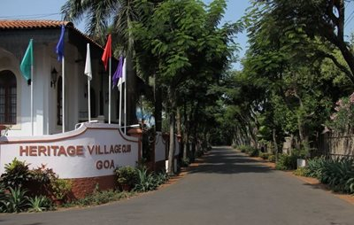 گوا-هتل-هریتاژ-Heritage-Village-Club-Goa-142071