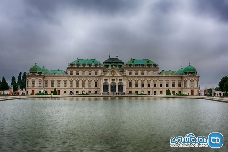 قصر بلودر Belvedere Palace and Museum