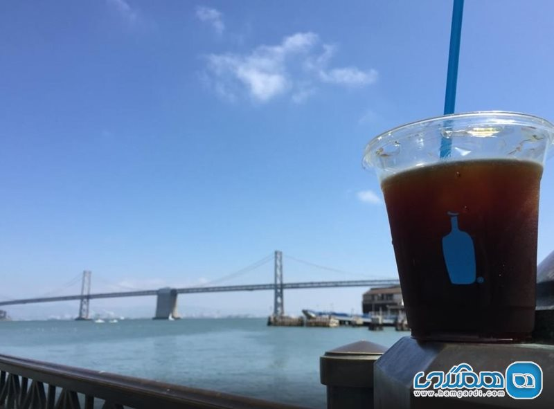 کافه بلو باتل Blue Bottle Coffee