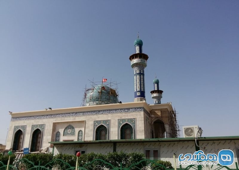 مرقد حر بن ریاحی The shrine Hurr ibn Yazid Riahi