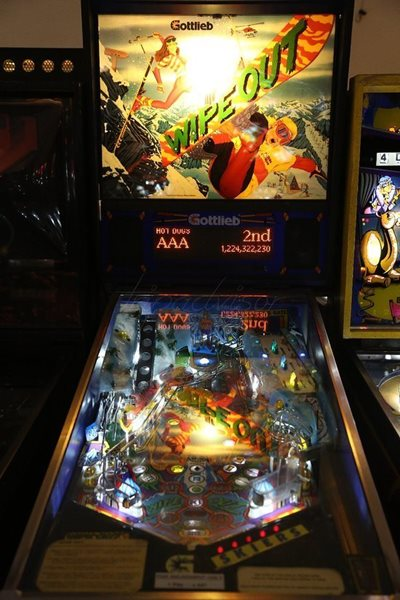 پین بال هال آف فیم Pinball Hall of Fame