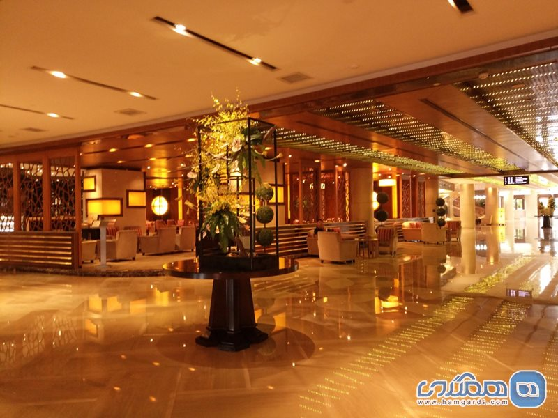 هتل Wyndham Grand Plaza Royale Hangzhou هانگزو