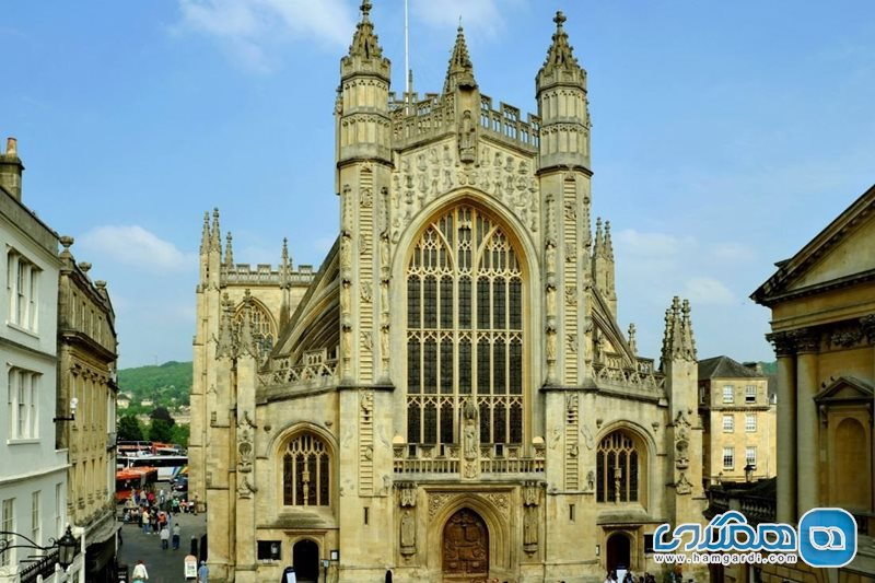 کلیسا Bath Abbey باث