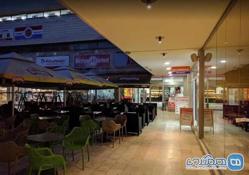 مرکز خرید اس آر دی Shopping Center Srd