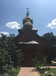 کلیسا شاهزاده ولادیمیر و مورتیر Church in Honor of Prince Vladimir and Mortyr Lyudmila Cheshskaya