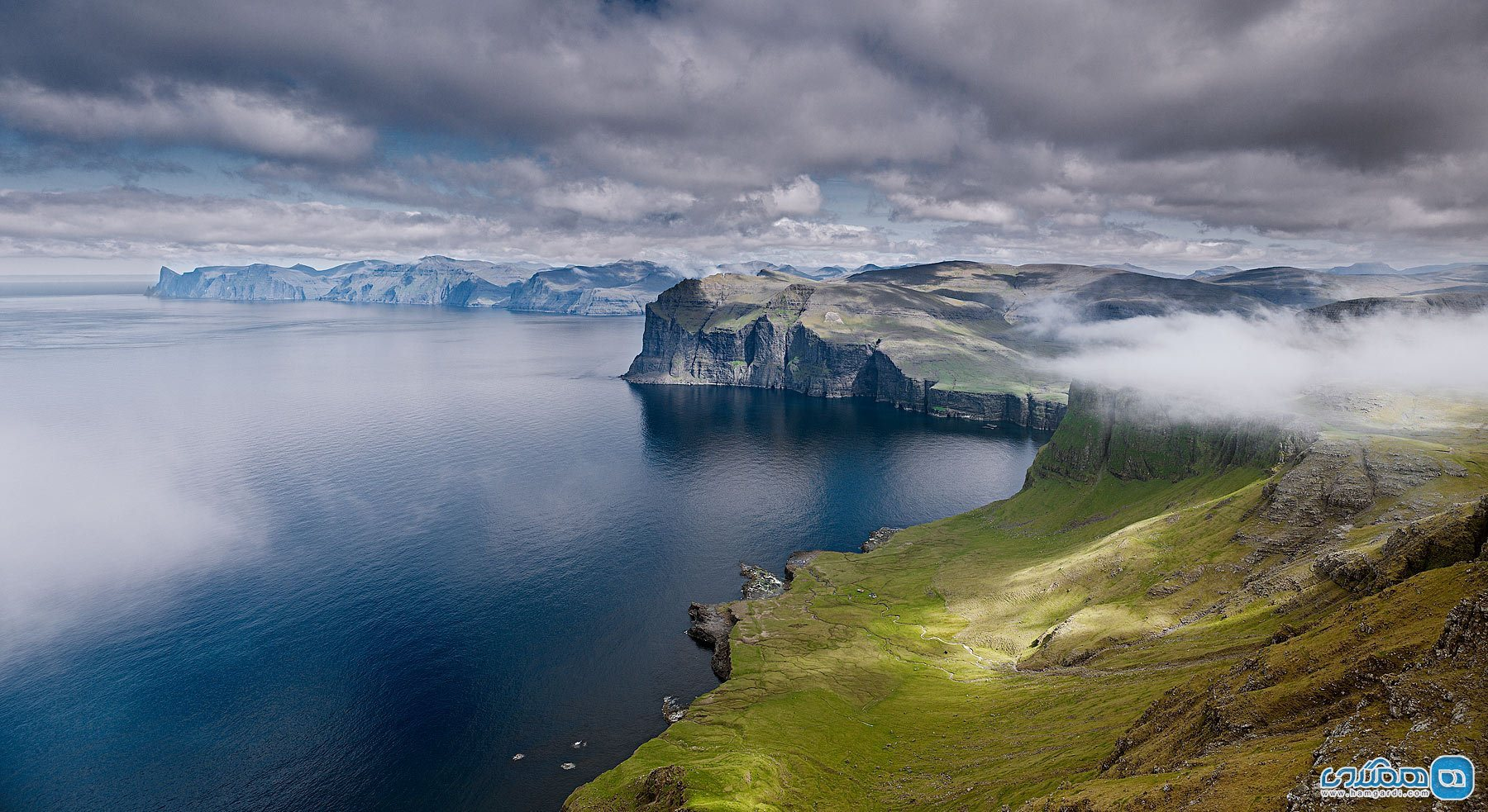 جزیره ی Faroe Islands3