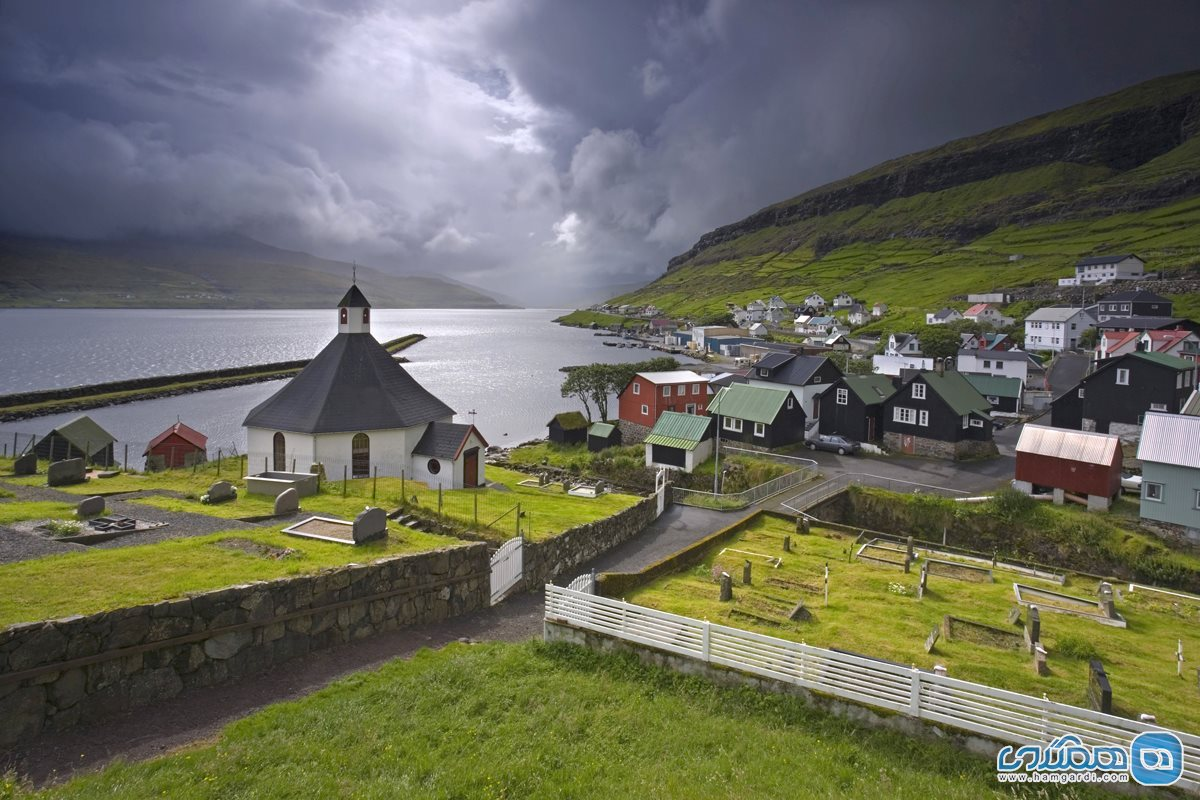 جزیره ی Faroe Islands2