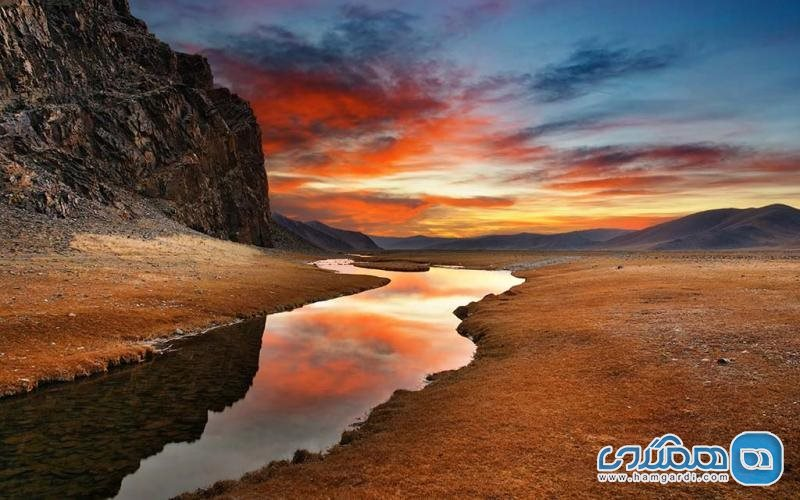 Gobi Desert, China and Mongolia2