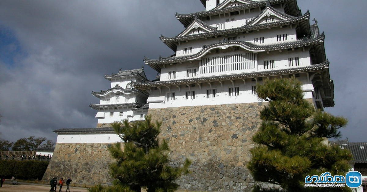Historic Shirasagi Castle