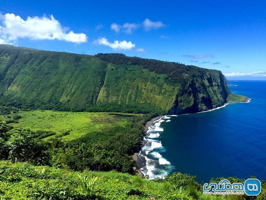 دره وایپیو Waipio Valley