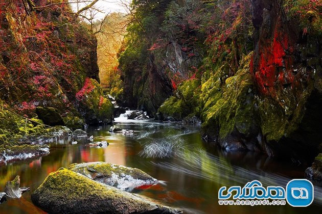 فری گلن The Fairy Glen