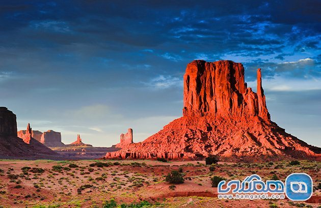 دره یادبود (Monument Valley)